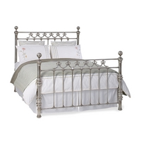 Newton Bedstead - Nickel