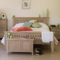 Oakleigh 4ft 6 Double Bed