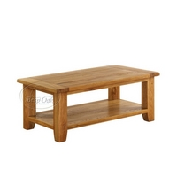 Vancouver Oak Large Coffee Table