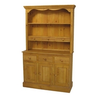 Farmhouse Pine Dresser (4Ft)