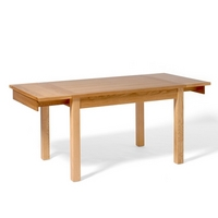 Richmond Oak Concealed Extending Dining Table