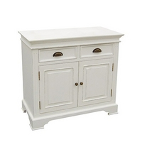 Kristina White 2 Door 2 Drawer Sideboard