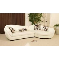 Albacete 3 seat reclining sofa brown