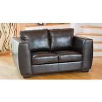 Almeira 2 seater brown