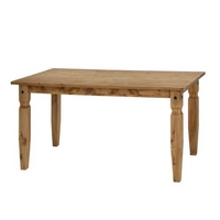 Corona Pine Dining Table 5ft