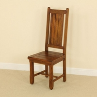 Baku Teak Mango Dining Chair
