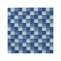 Fjord Blue/Atlantis Blue/Clear White - 325x325x8mm