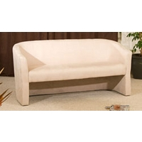 Chester 3 seat sofa cream
