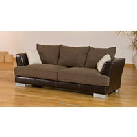 Claremont 3 Seat Brown