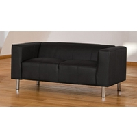 Deva 2 seater black