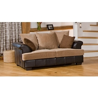 Grosvenor 2 Seat Brown