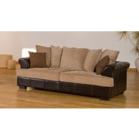Grosvenor 3 Seat Brown