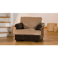 Grosvenor Armchair Brown