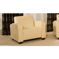 Walsingham armchair ivory