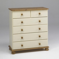 Arabella Painted Chest of Drawers 2+4