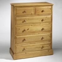 English Heritage 6 Drawer Chest