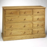 English Heritage 9 Drawer Chest