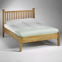 English Heritage Pine 4ft 6 Double Bed