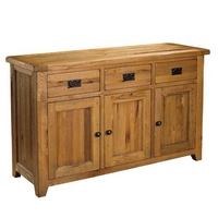 Reclaimed Oak Sideboard
