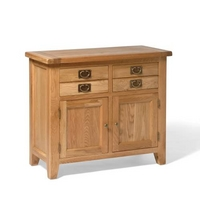 Vancouver Oak Small Sideboard