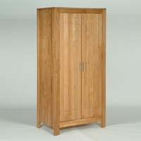 Contemporary Oak Wardrobe