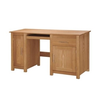 Oakleigh Computer Desk - Single
