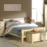 Camden Painted 4ft 6 Double Bed