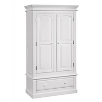 Provence Wardrobe with Drawer