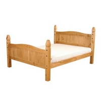 Corona Pine 4ft 6 Double Bed