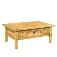 Corona Pine Coffee Table