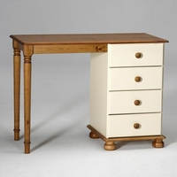 Arabella Painted Dressing Table / Desk