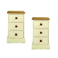 Pair of Chichester Bedsides