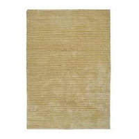 Leighton Cream Stripe Pile Rug