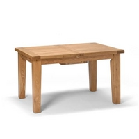 Vancouver Oak Small Extending Table