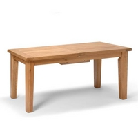 Vancouver Oak Large Extending Table