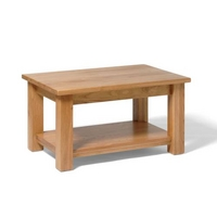 Vancouver Oak Coffee Table