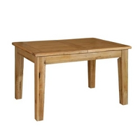 Reclaimed Oak Extending Table - Small
