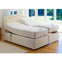 Single Ely Adjustable Bed