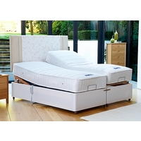 Single Canterbury Adjustable Bed - Low Base