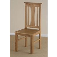 Tokyo Solid Oak Dining Chair