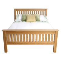 Devon Oak 5ft Kingsize Bed