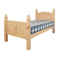 Corona Pine 3ft Single Bed