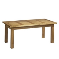 Richmond Oak Large Extending Dining Table