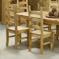 Corona Pine Dining Chair